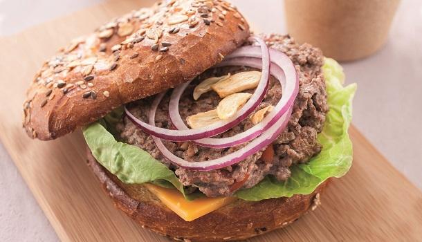 recette de hamburger la plancha blog de recettes. Black Bedroom Furniture Sets. Home Design Ideas