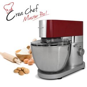 CREACHEF+ MASTER PRO robot pâtissier