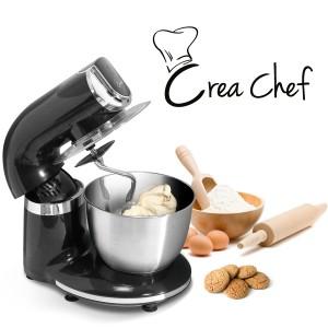 crea chef robot patissier recette